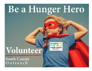 Be A Hunger Hero!