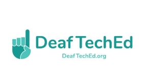 DeafTechEd Logo