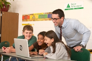 Junior Achievement Classroom Volunteer