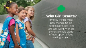 Why Girl Scouts