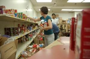 St. James Food Pantry Volunteers