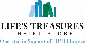 Life's Treasures Thrift Store Logo