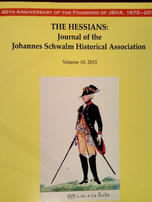 JSHA Journal Cover 2015