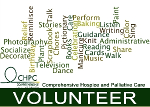 Volunteer for Hospice