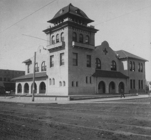 1902 Santa Monica City Hall