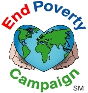 End Poverty Campaign logo