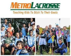 Volunteer with MetroLacrosse!