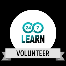 24/7 Learn Volunteer