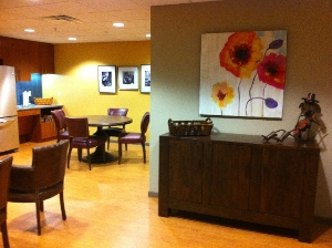 Family Room at St David's Medical Center