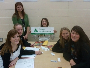 Middle School Junior Achievement