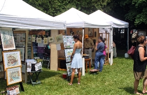 Sauon Creek Arts Festival
