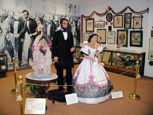 President and Mrs. Lincoln