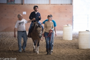 BraveHearts Therapeutic Riding Program