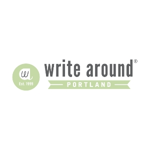 Write Around Logo w/ R