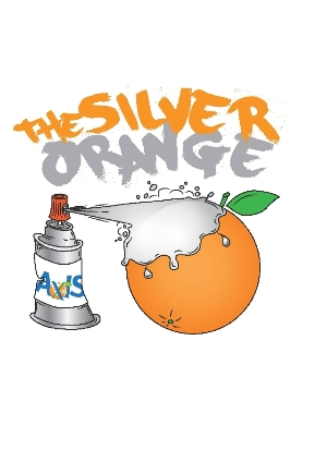 The Silver Orange Logo