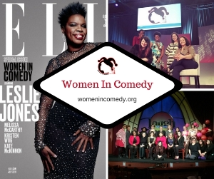 Women In Comedy Flyer