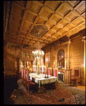 Dining Room of The Brewmaster's Castle