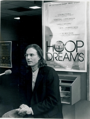Founder Marx touring with Hoop Dreams 1994