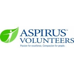 Aspirus volunteers