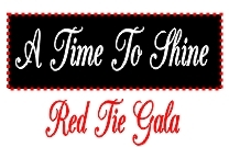 A Time to Shine Red Tie Gala