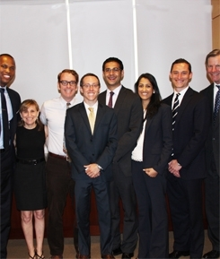 Morgan Stanley Strategy Challenge: Let's Get Ready Pro Bono