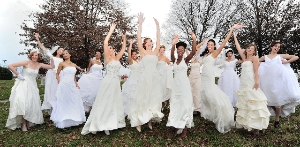 Brides jump for joy when they see the resources we provide t