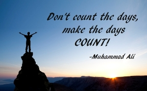 Make Days Count