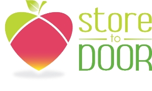 Store to Door Logo