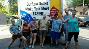 Housing First Moving Crew